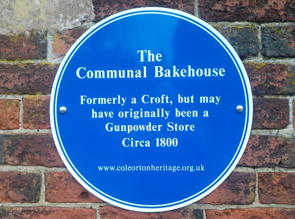 Bakehouse Plaque